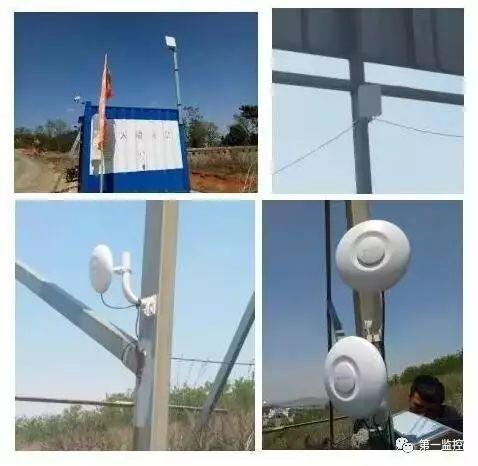 安装无线监控工程实例系统设计方案