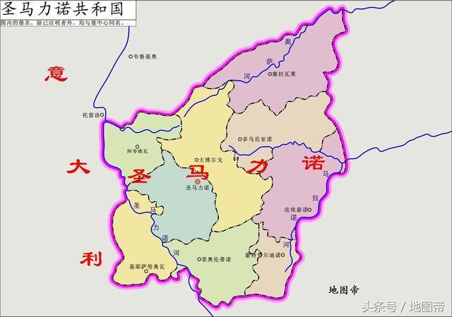 欧洲 法制 圣马力诺 红绿灯 中国/圣马力诺面积61.2平方公里,和中国一个面积较大的县城差不多,...