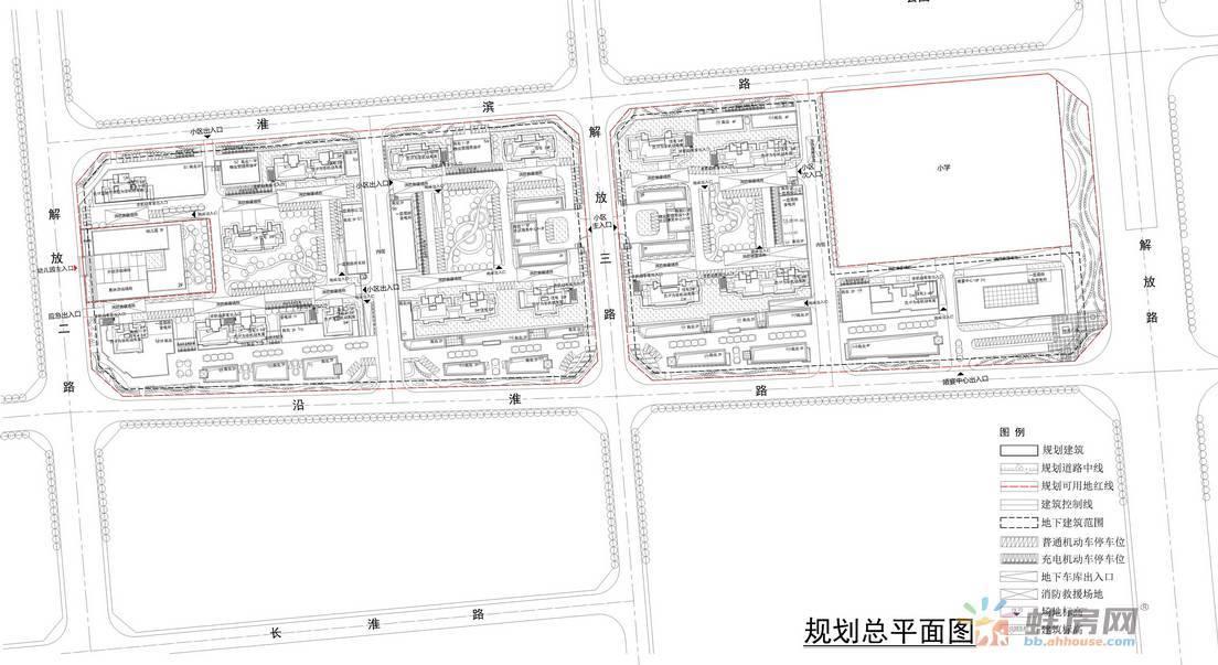 城市广场平面图教程