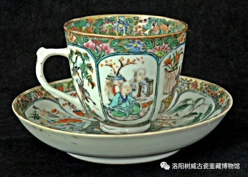 收藏明清民窑瓷器参考图典 三