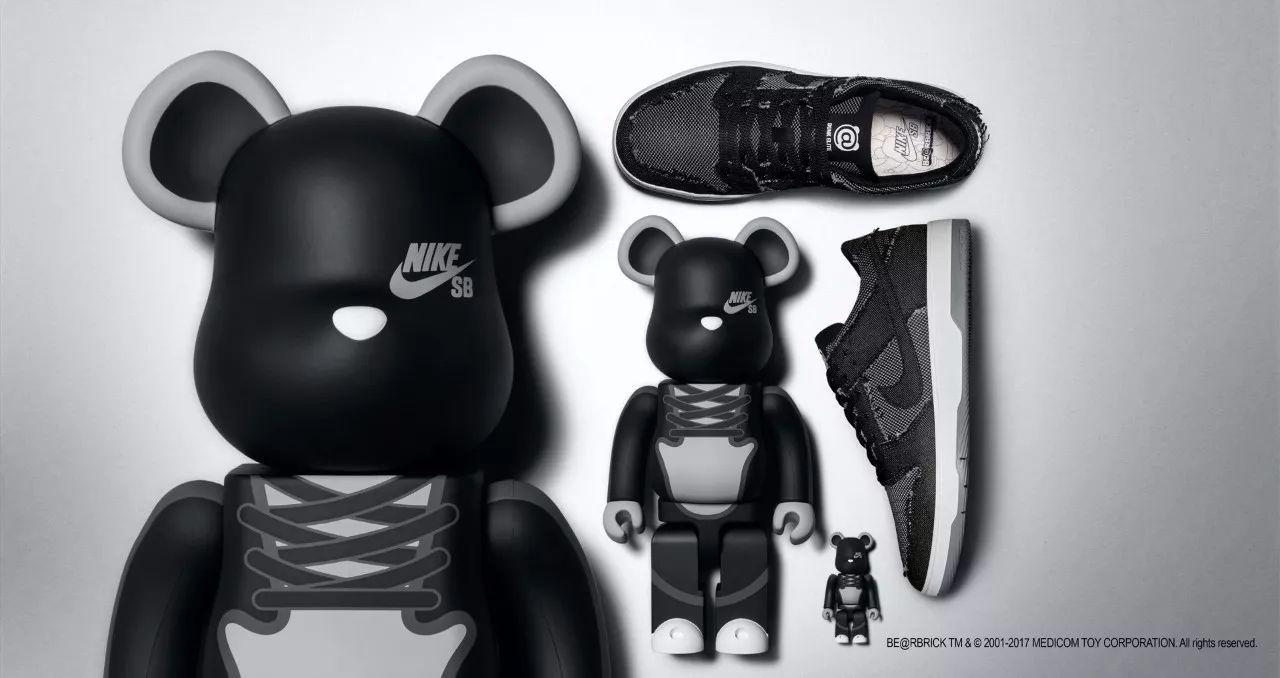时尚 正文  在品牌的众多合作伙伴中,日本知名玩具艺术收藏品制造公司