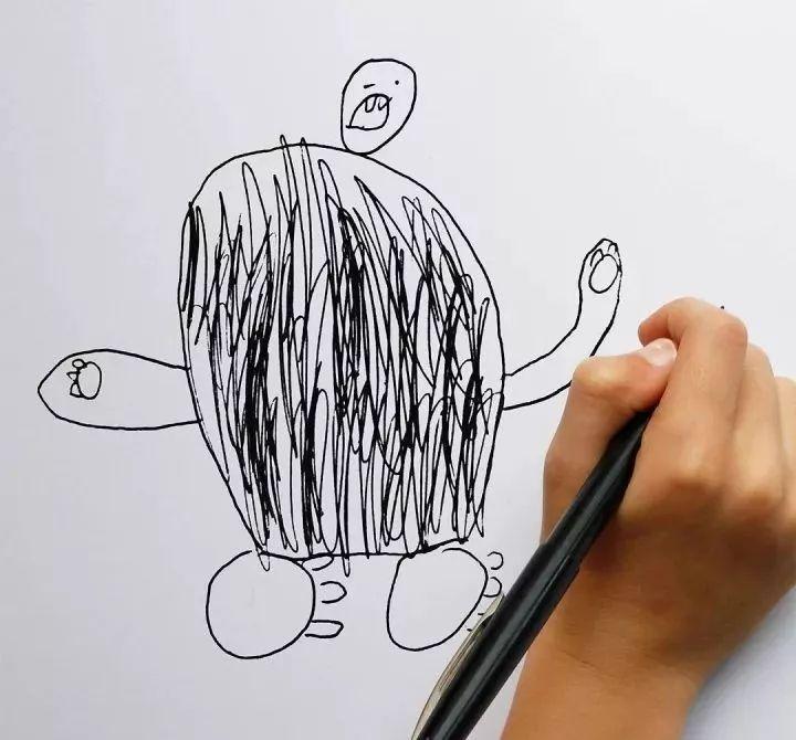 古瓷雅趣丨 神经爹 把儿子的涂鸦PS成现实世界 满满的都是爱