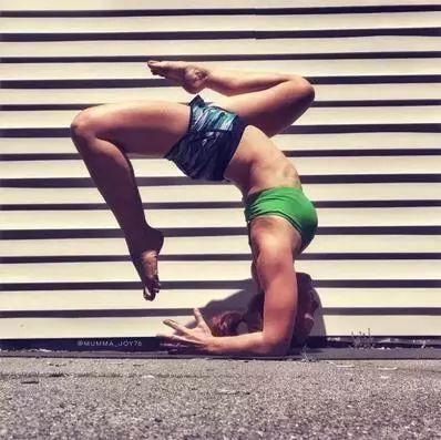练瑜伽一年后月经没了图片