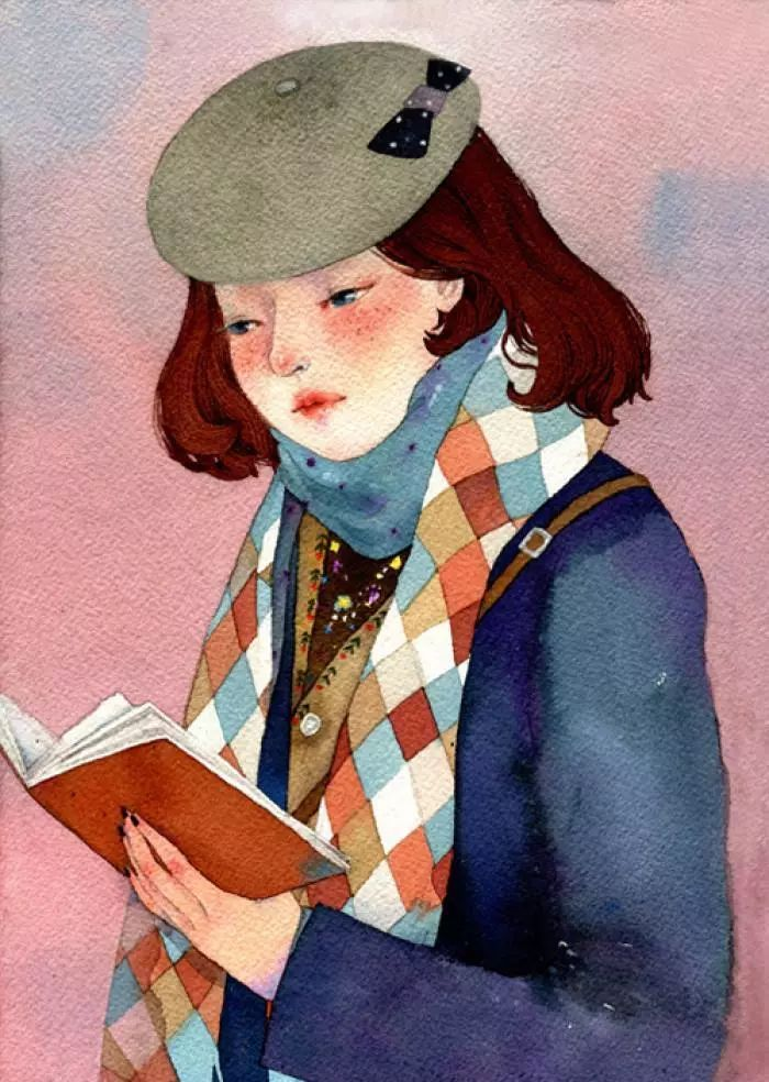 关于读书的几个小建议丨书中的世界远比想象的大