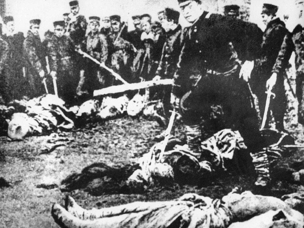 123年前,日军旅顺屠杀比南京大屠杀更惨!