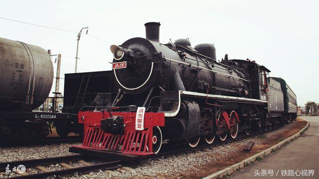 铁路机车小科普 解放型蒸汽机车图片