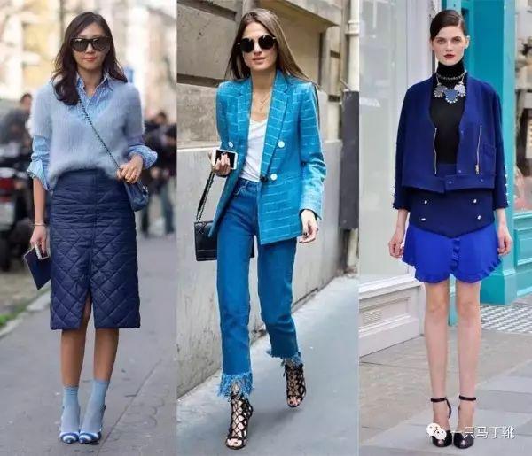 类似色服装_不会搭配服饰的女生如何开始系统地学习服装搭配?