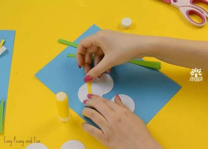 10 种新款幼儿剪纸手工,温暖冬季师生心