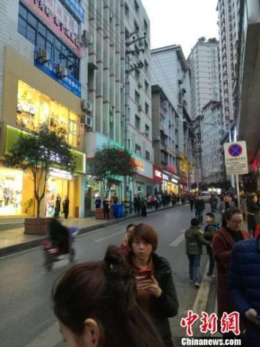 重庆武隆5.0级地震已致6人受伤 近期不会发生更大地震