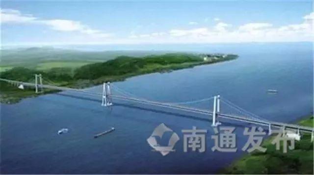 厉害了!世界最长跨海峡公铁两用大桥,关键部件又是咱南通造!