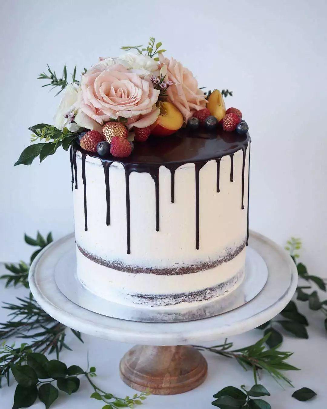 美国半个世纪以来流行的蛋糕
