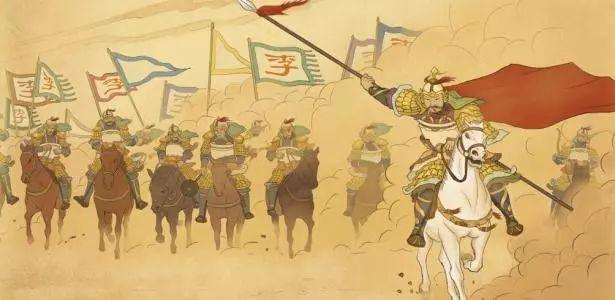 李世民真的用一个烧饼吓退了突厥的十万大军?