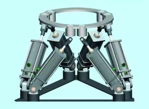6轴并联机器人