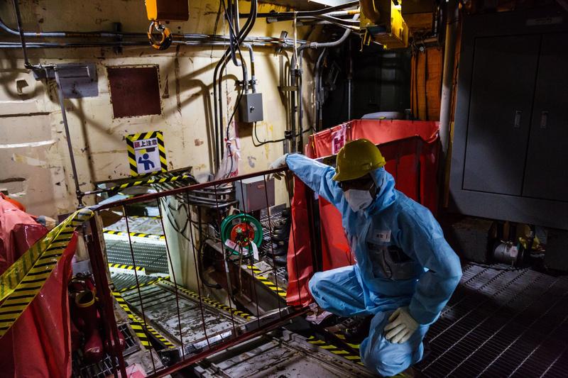 堆芯熔毁_福岛核事故六年半后,抗辐射机器人 Manbo 终于抵达反应堆核心