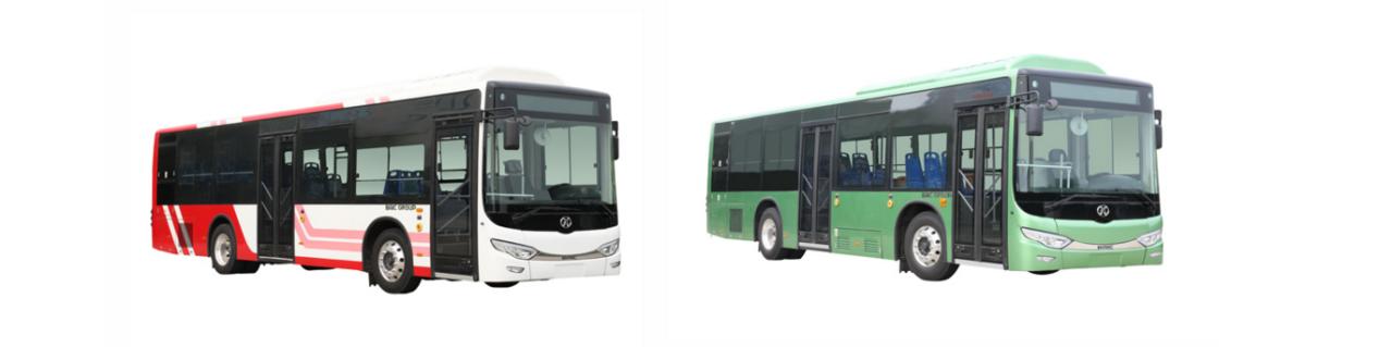 常州公交携手北汽长江 打造绿色出行
