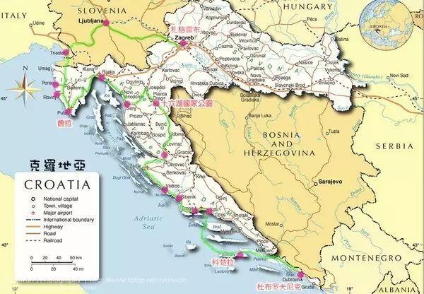 克罗地亚5日游 | 亚德里亚海岸的狂想曲——309欧/成人,185.4 欧/儿童图片