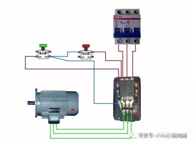 中国工控|54种电动机电气控制电路接线图