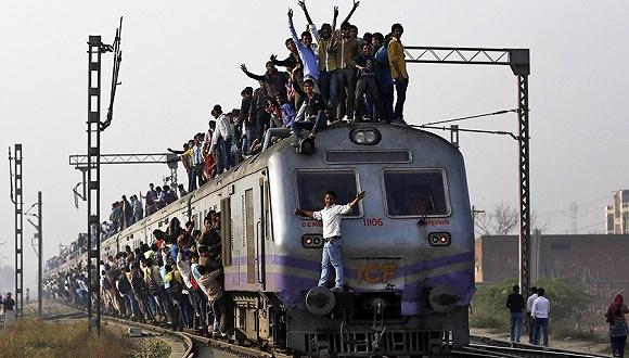 火车开出160公里才发现方向错了?印度铁路局回应:瞎说