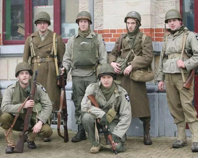 二战美军都穿什么军服打仗?看完文章你就知道了!