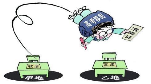 """59期东方心经玄机图福建省教育厅回应""""高考移民""""问题"""
