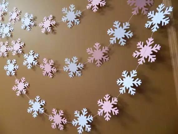 【手工】幼儿园圣诞节(吊饰,门)环创欣赏布置