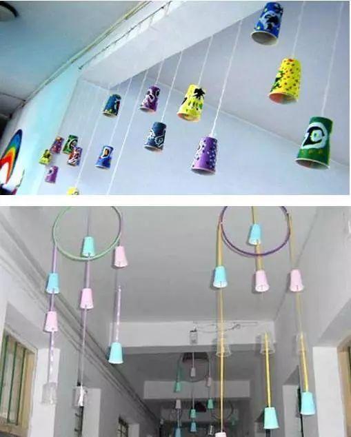 强大的幼儿园废物利用手工制作图片