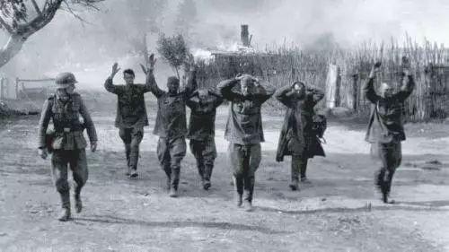 抗战时期被俘国军将领的