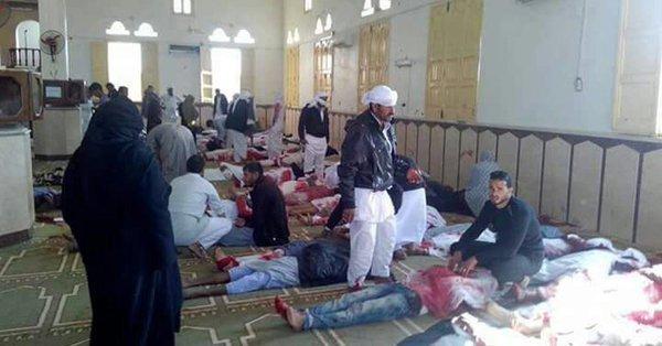 """ISIS已""""被宣称""""消灭 埃及恐袭又是谁干的?(图)"""