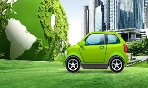 亮点是新能源车