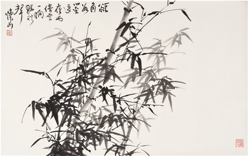 师法造化重蒙养 体味物象写神髓:序刘怀山国画bodog博狗娱乐登录
