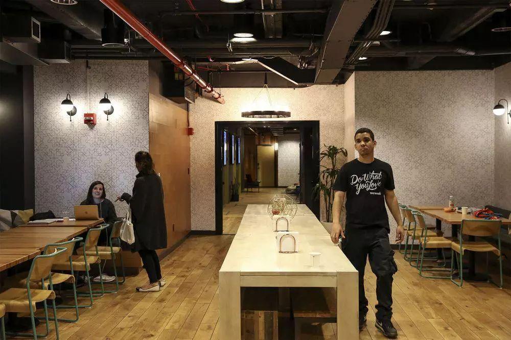 付费精选 | 追求年轻和自由,WeWork 共享公寓的成长阵痛