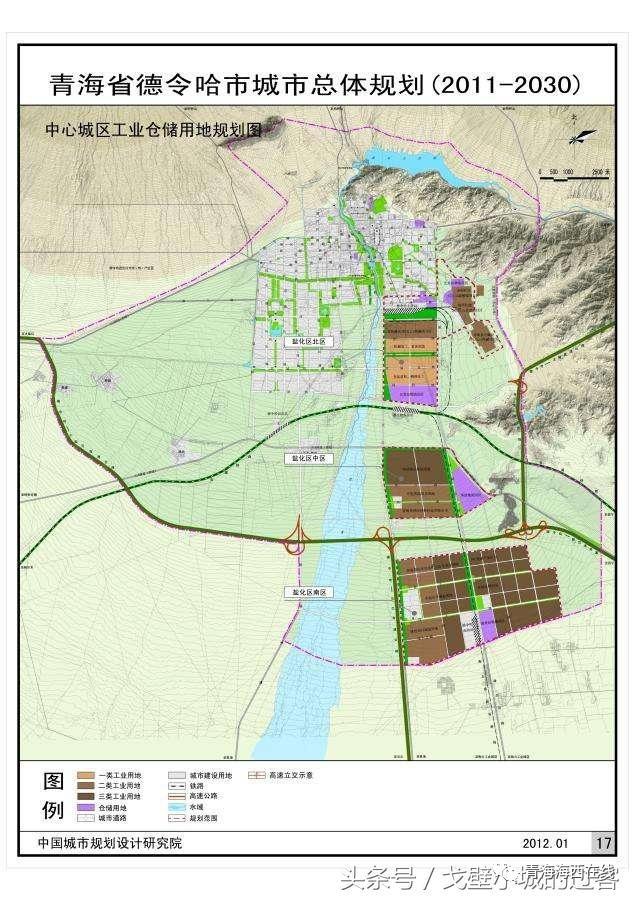 全州县总体规划图