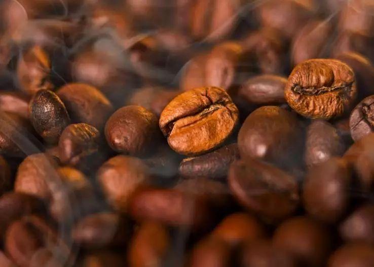 进行温度监控的咖啡豆烘焙方法与流程