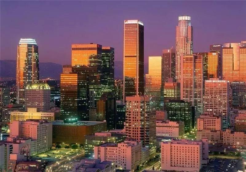 美国哪个州经济总量最大_洛杉矶在美国哪个州
