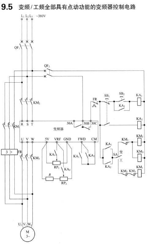 技术 常用控制电路原理图分享,火速收藏