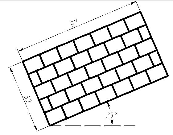 画平面图教程