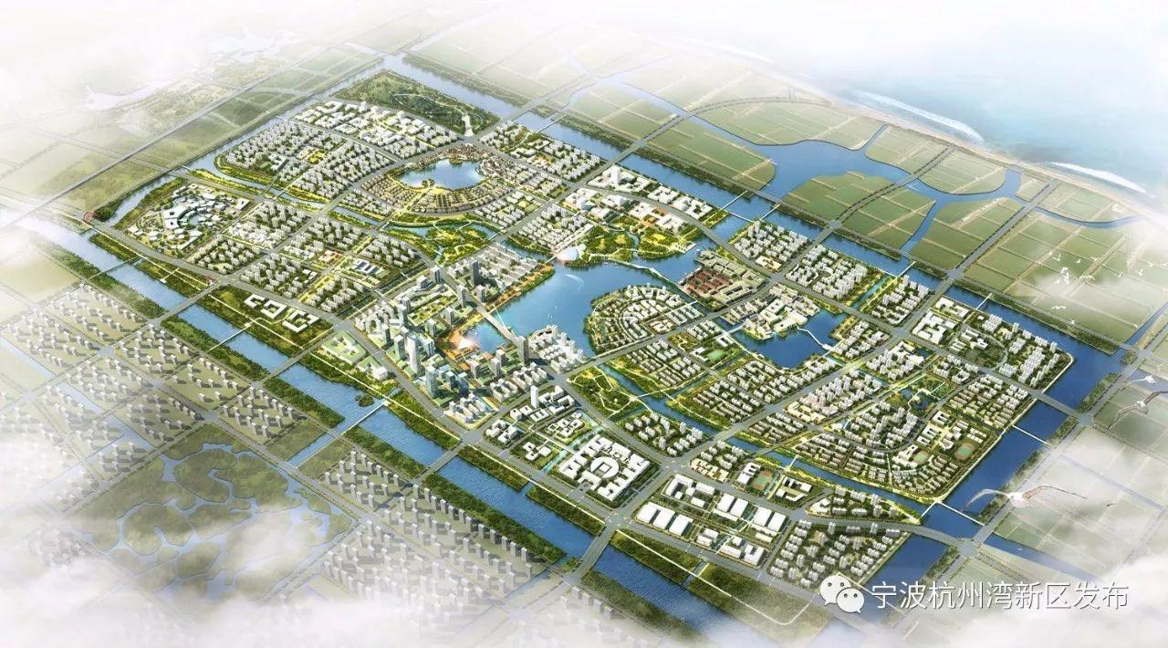 郭家沱新城规划图
