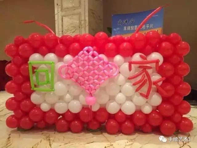 【手绘pop】冬季门店有这样魔法气球装扮绝对棒棒的