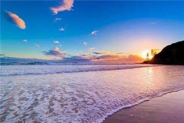 海洋自然保护风景区】抵达沙美岛后,你可换上最靓丽的泳装,做做日光浴