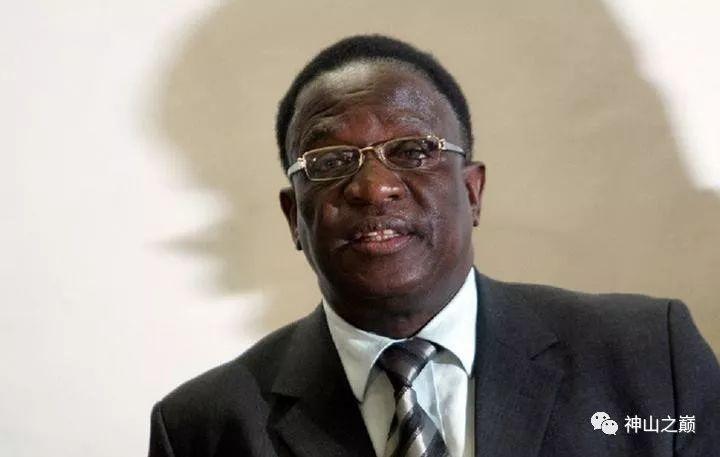 还解除了副总统姆南加古瓦的职务