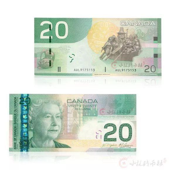 纸币届的奥斯卡:历年最佳纸币得主