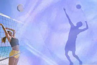 五建铁军精神的诠释 公司勇夺广西勘察设计协会气排球赛男女队双冠军