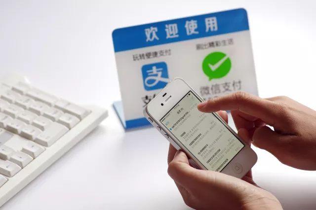 Risultati immagini per 在海外用支付宝和微信是一种什么样的体验