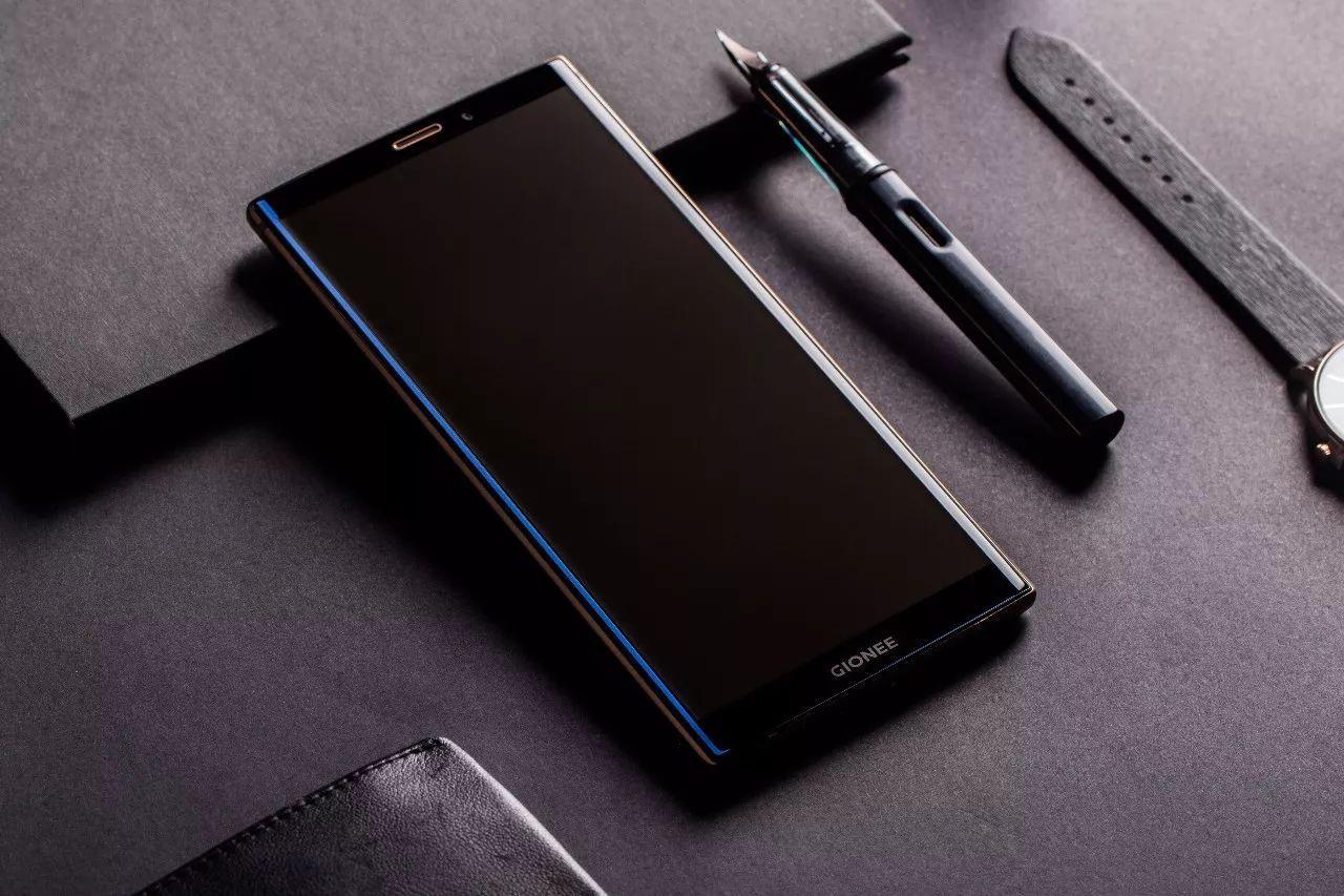 一口气发布八款全面屏手机,金立的这些新机你会买吗