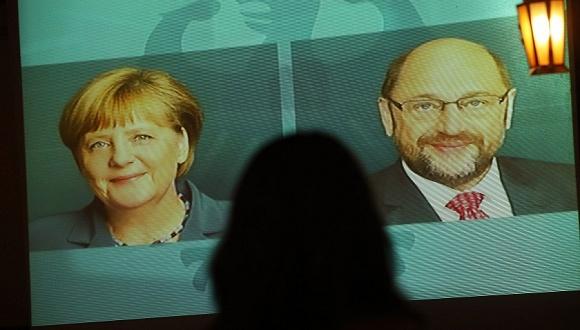 联盟党与社民党组阁重现希望 默克尔:德国稳定最重要