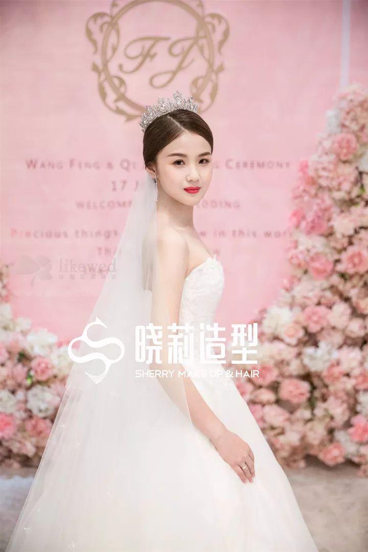 减龄?优雅?宋慧乔,全智贤的高级韩式新娘造型秘密在这里!图片