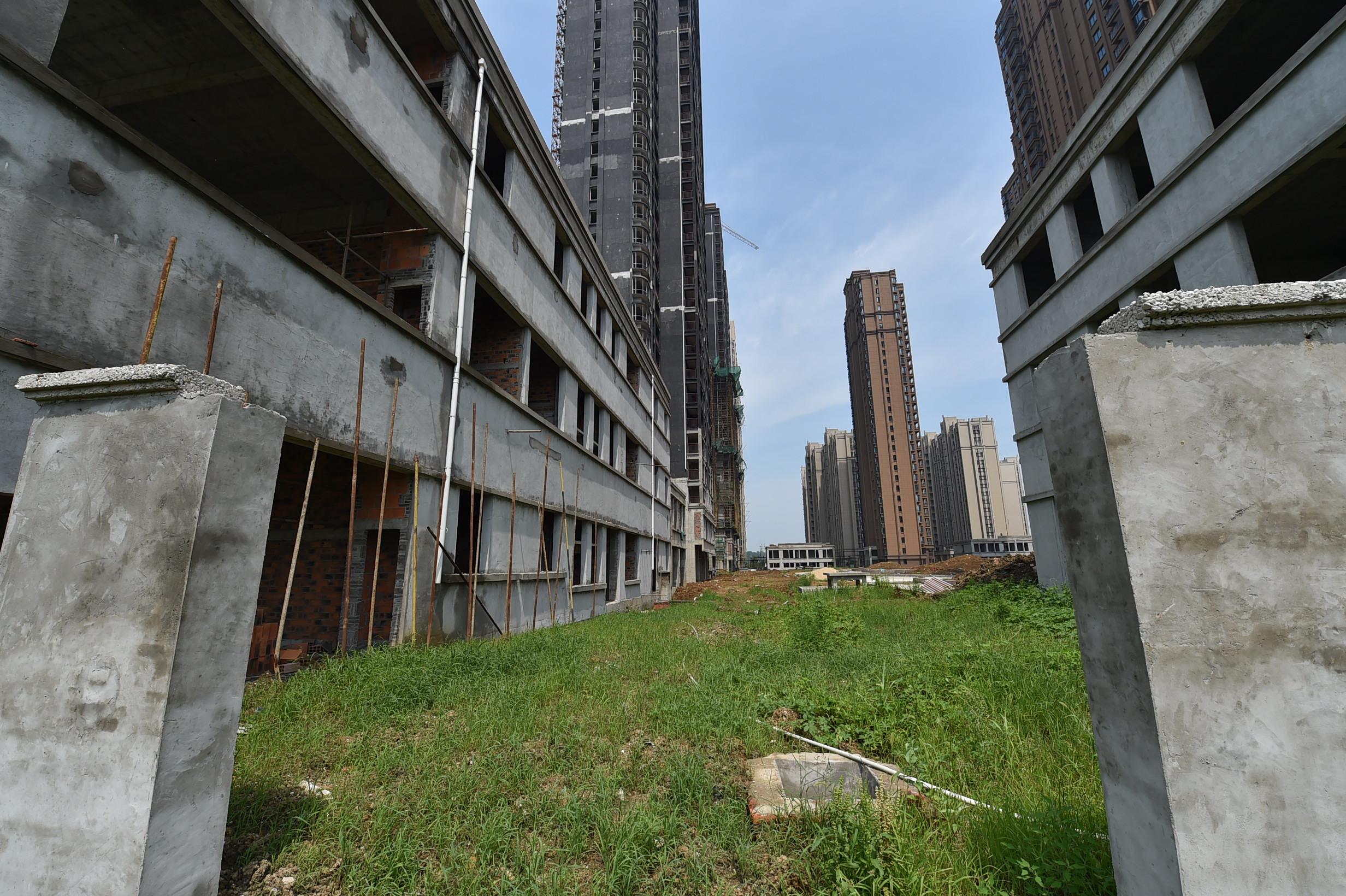 沪深两市136家上市房企负债超6万亿