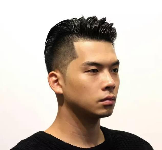 除了健身 发型大概是提升颜值的手段 下面是一大波20~35岁亚洲男士