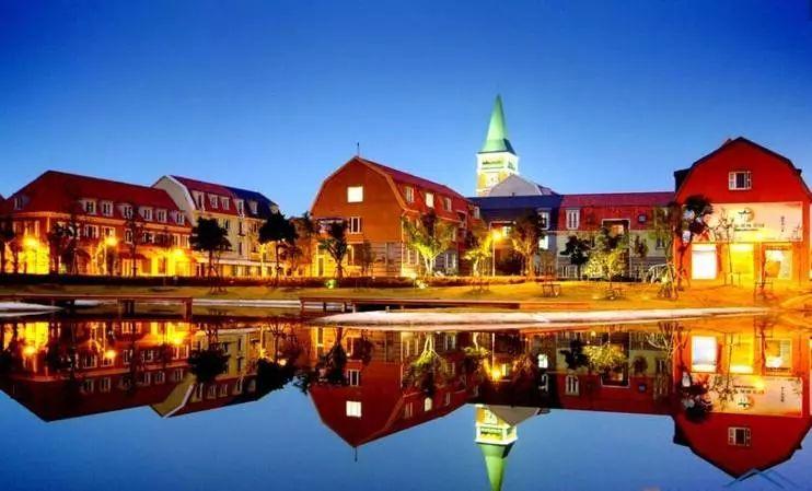 提升城市功能品味 8 欧洲小镇成网红,武汉新度假胜地 已经建成并投入图片