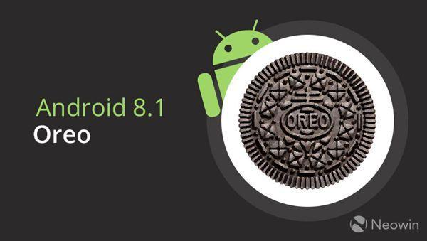 Android 8.1最终预览版发布下载的照片